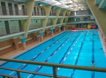 Piscines paris le guide complet des 38 piscines for Piscine georges rigal
