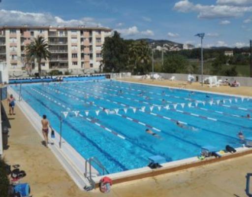 Complexe aquatique de hy res - Horaires piscine toulon port marchand ...