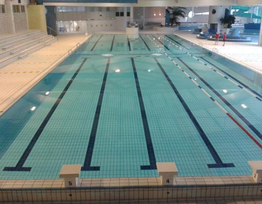 Piscine lafayette for Horaire piscine mallarme besancon