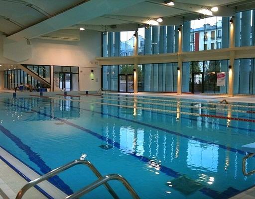 Piscine de levallois for Horaires piscine beaujon