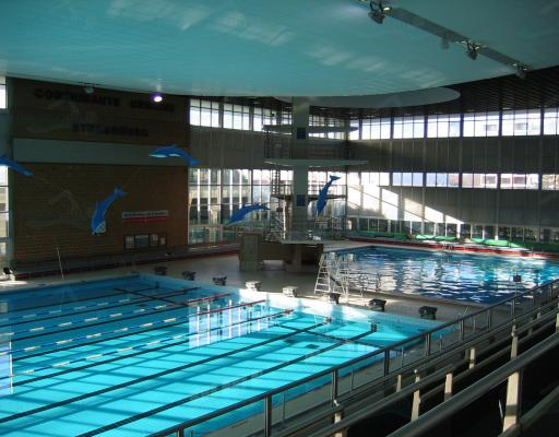 Centre nautique de schiltigheim for Piscine kibitzenau