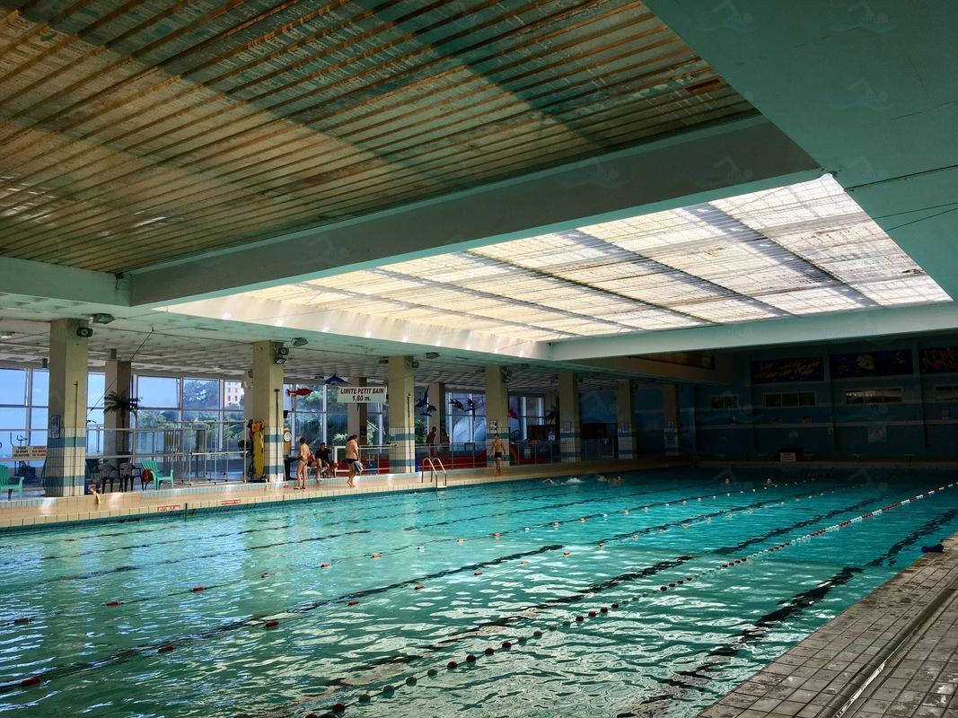 Photos piscine municipale de dinard for Piscine dinard