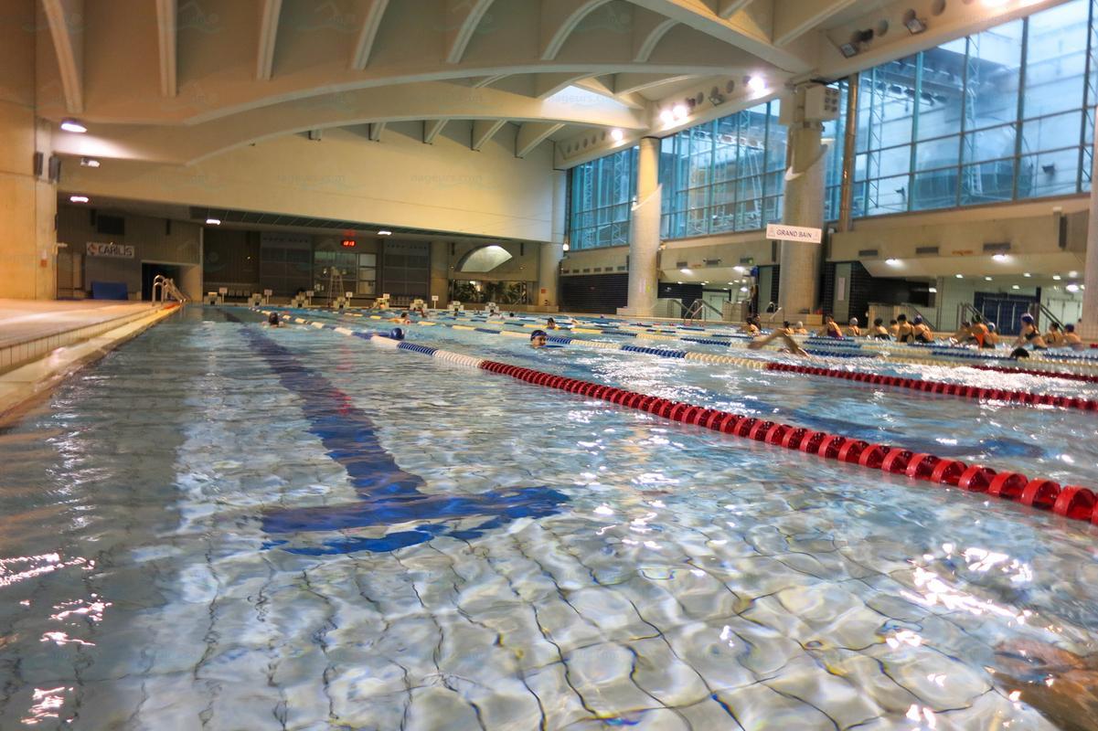 piscine des halles