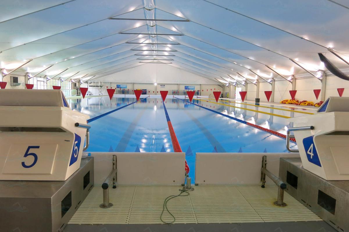 Le guide des 64 piscines de paris for Piscine jacqueline auriol