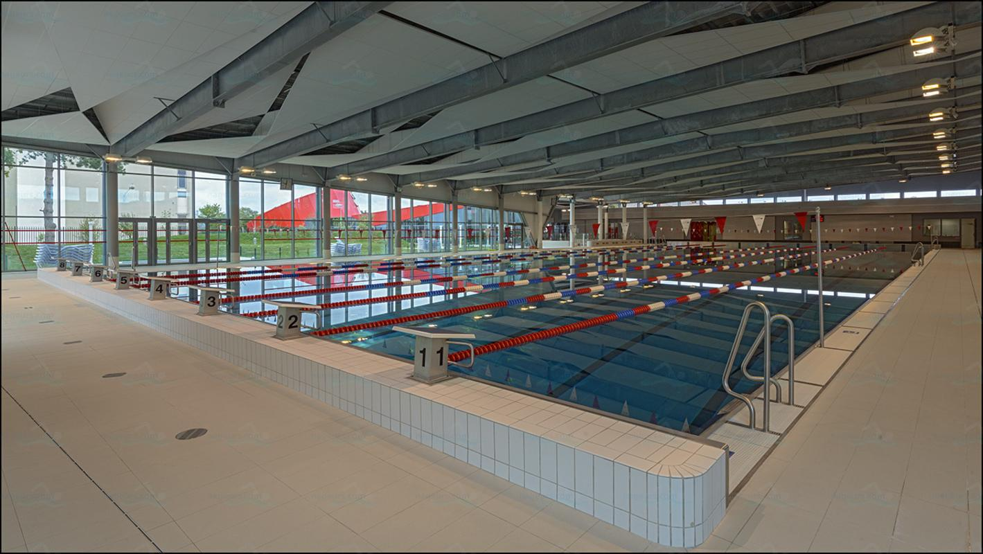 Photos centre aquatique de la plaine for Piscine houilles horaires