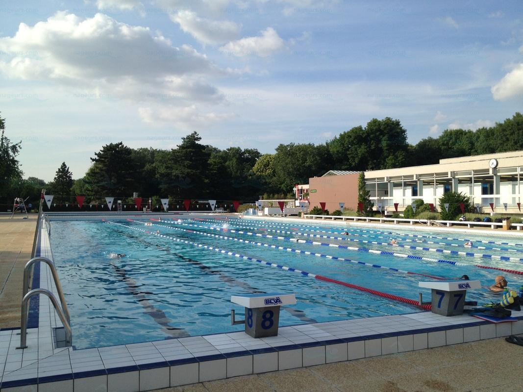 Le guide des 4 piscines de antony for Piscine la grenouillere