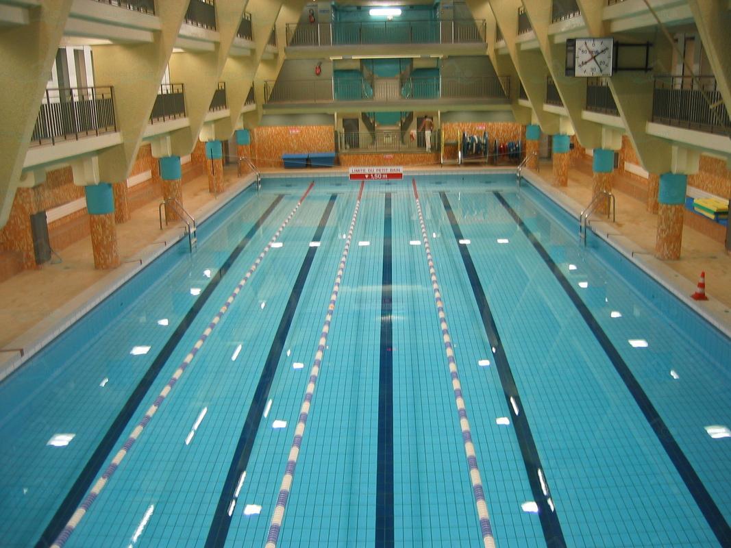 Photos piscine rouvet for Piscine paris 19eme