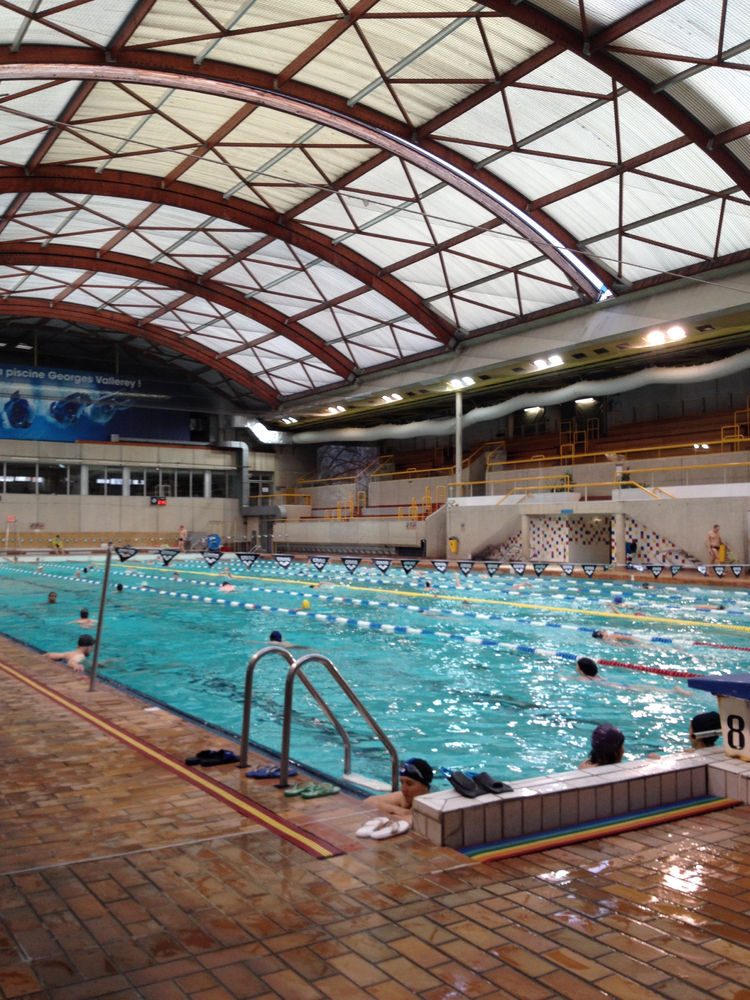 S ances piscine georges vallerey page 5 85 for Piscine vallerey