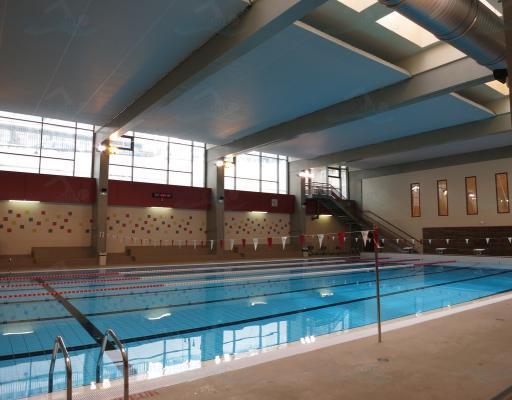 Piscine des tourneroches for Boulogne billancourt piscine municipale