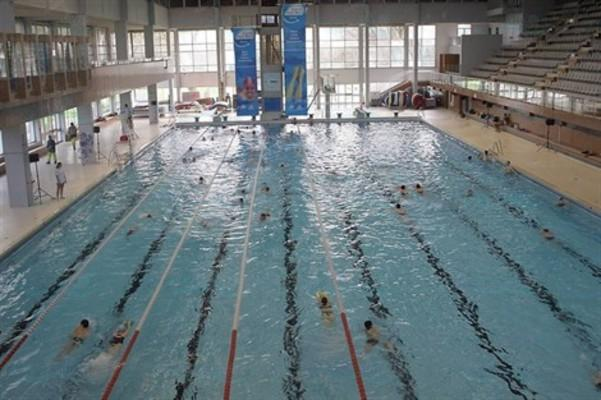 Le guide des 4 piscines de rennes for Piscine saint georges