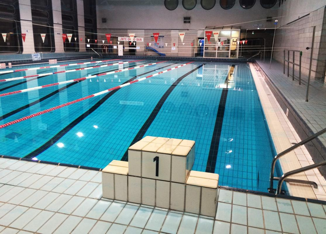 Photos piscine cour des lions for Piscine saint merri