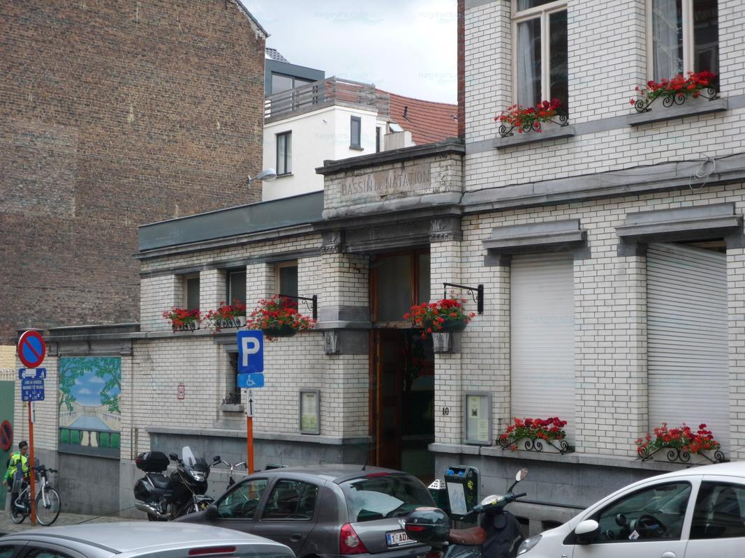 Annuaire des piscines belgique piscines for Piscine ixelles