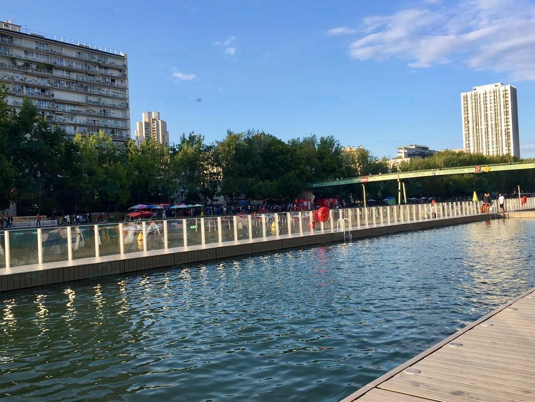 Le guide des 65 piscines de paris - Piscine bassin exterieur paris argenteuil ...
